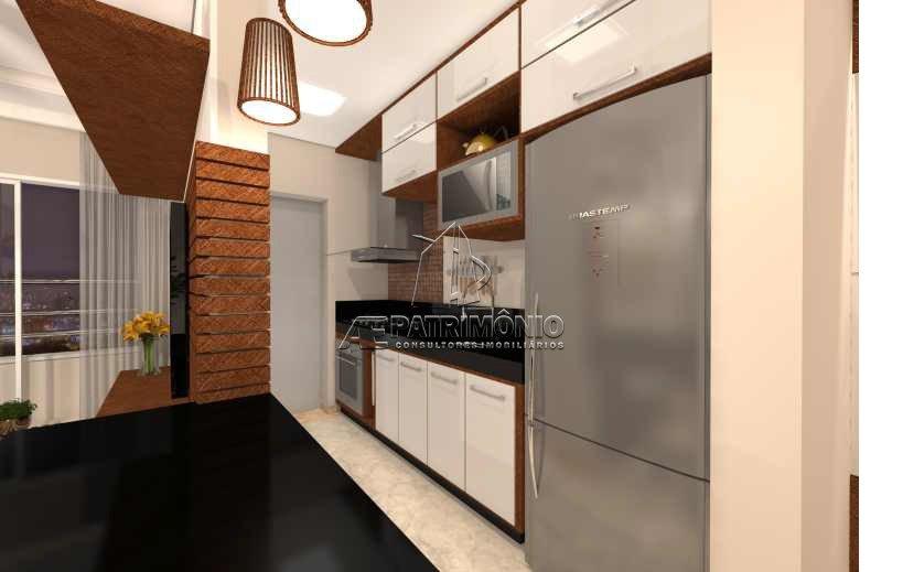 Foto Perspectiva Cozinha