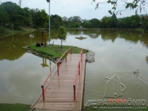 Lago do Condomínio