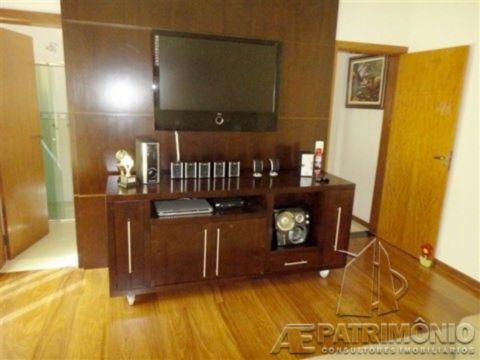 Sala de Som e Tv