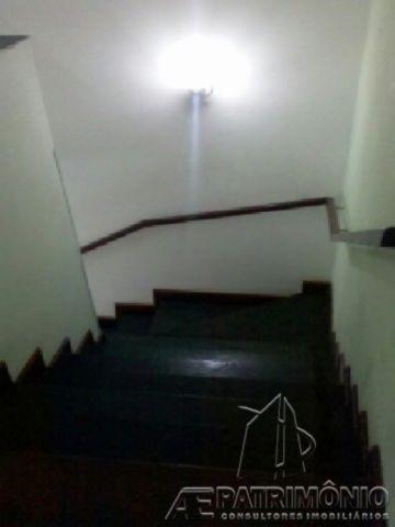 Escada de Acesso ao Pavimento Superior